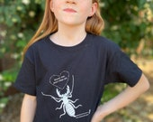 Know me, don't fear me Vinegaroon Child T-shirt