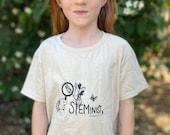 STEMinist Child T-shirt