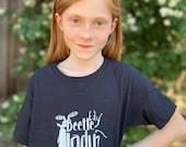 Beetlelady Logo Child T-shirt