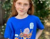 Jumping Spider Kids' T-shirt