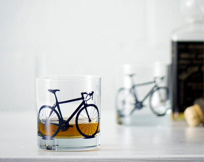 Bicycle Rocks Glasses- Set of 2