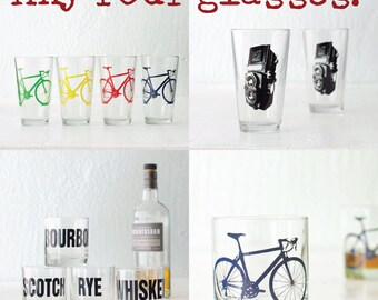 Any Four Glasses