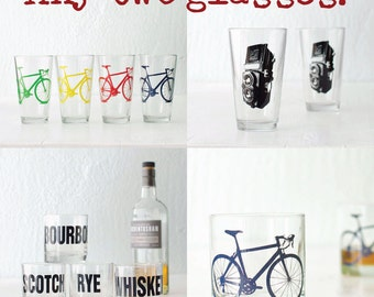 Any two glasses