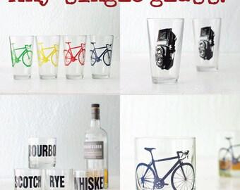 Any single glass