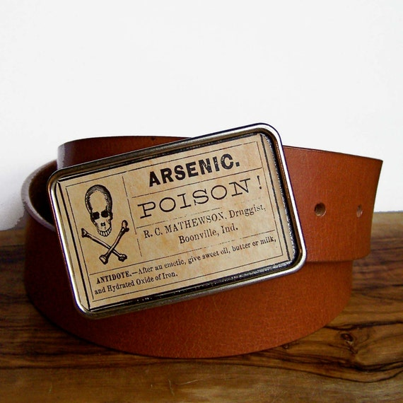Arsenic Buckle.