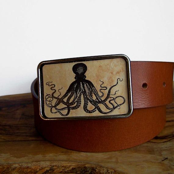 Octopus Buckle.