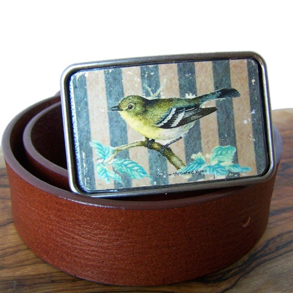 Songbird Buckle.