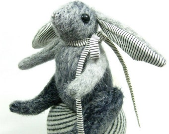Stuffed Bunny Pin Cushion