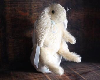 Stuffed Rabbit Pin Cushion