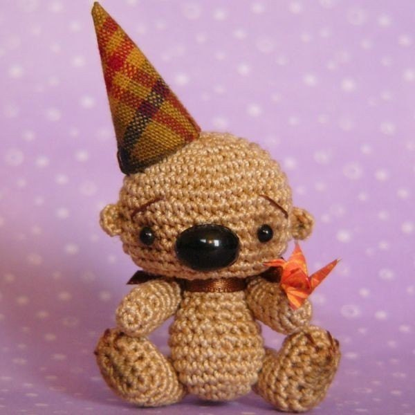 PDF,PATTERN,-,Crochet,Miniature,Amigurumi,Bear,Tutorial,Supplies,pattern,DIY,handmade,Muffa_Miniatures,teddy_bear,crochet_pattern