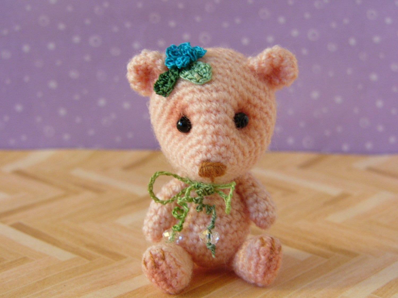 Primulina,Bear,-,Amigurumi,Crochet,PDF,Pattern,amigurumi_bear,miniature_bear,crochet_bear,bear,mariella_vitale,muffa_miniatures,PDF_Pattern,Crochet_Tutorial,crochet_pattern,miniature_amigurumi,miniature_crochet,amigurumi,micro_crochet