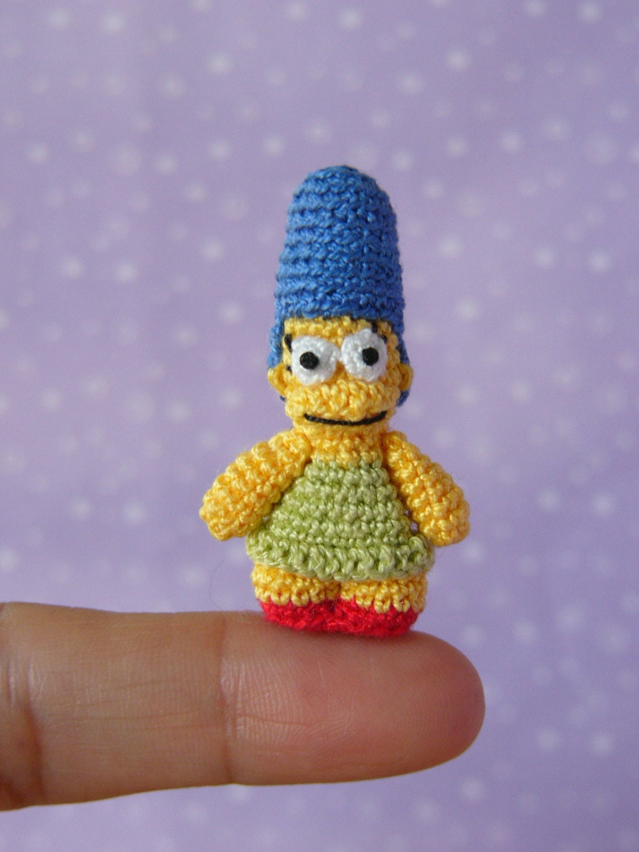 PDF,PATTERN,-,Crochet,Miniature,Cartoon,Woman,Amigurumi,Tutorial,Supplies,crochet,miniature,dollhouse,pdf,pattern,tutorial,instructions,diy,cartoon,softie,doll_making,how_to