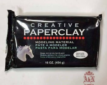 Creative PaperClay - Modeling Clay - Air Dry - for making BJD OOAK Art Dolls
