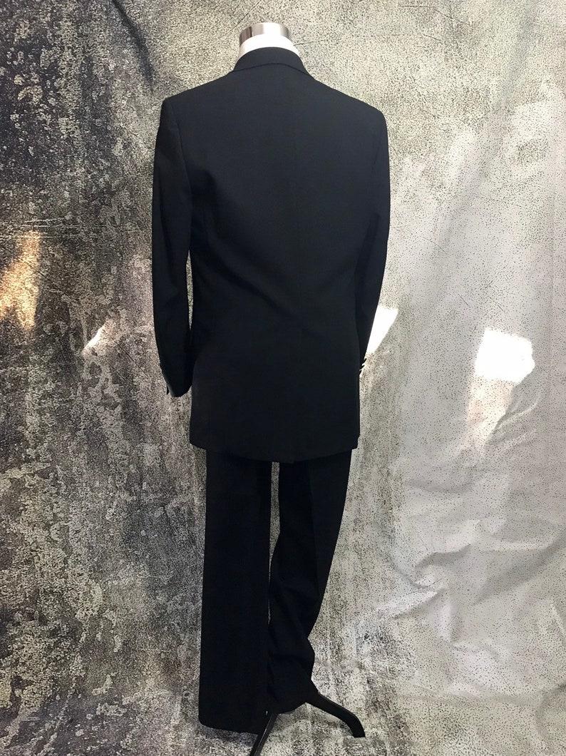 Mens Vintage Tuxedo Vintage Tuxedo 42L Mens Lord West Tuxedo Mens Tuxedo 42L