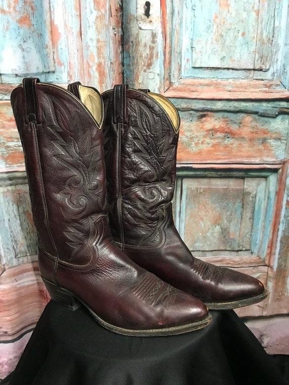 Mens Boots 11,Mens Boots Size 11, Mens Vintage Dan