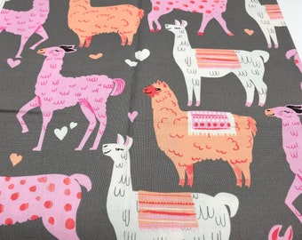 1/2 Yard (18 Inches) Michael Miller Packmates Pink CX6710