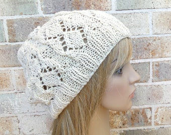 Fits 1-3 years old Toddler Fisherman Cream Striped Crochet Beanie /& Scarf Set Ready to Ship