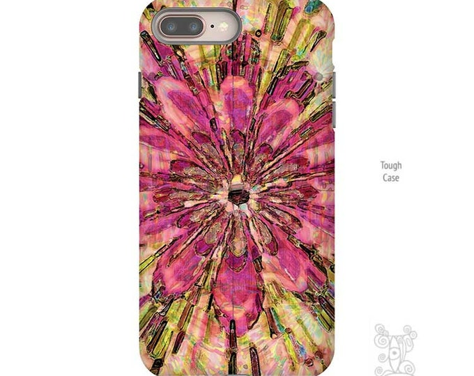 Rosetta -  Floral phone case by Ingrid Padilla