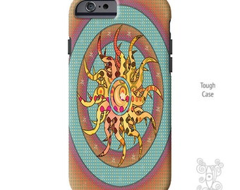 Sun Moon Stars, BOHO, iPhone 8 plus Case, Galaxy S9 Case, iPhone 7 plus case, Note 9 Case, iPhone X case, iphone 8 case, Galaxy S9 Plus Case