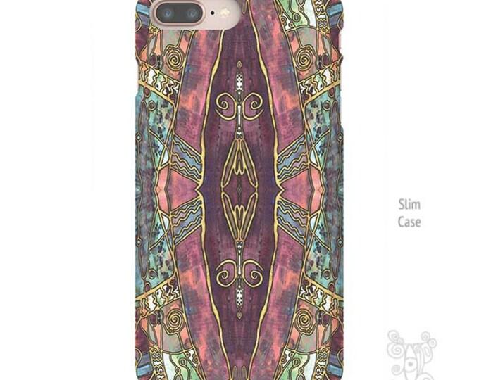 Grandiose, Boho iPhone Case, Art by Ingrid Padilla