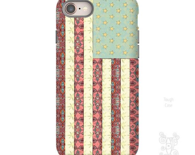 Flag iPhone Case, iPhone 11 case, iPhone 8 plus case, iphone 8 case, iPhone 7 Case, American Flag, iPhone 7 plus case, iPhone SE case, BOHO