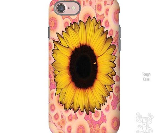 Sunflower Phone case, iPhone 8 case, iphone 8 plus case, iPhone 7 plus Case, iphone 7 case, iPhone X case, S8 Plus case, Galaxy S8 Case, art