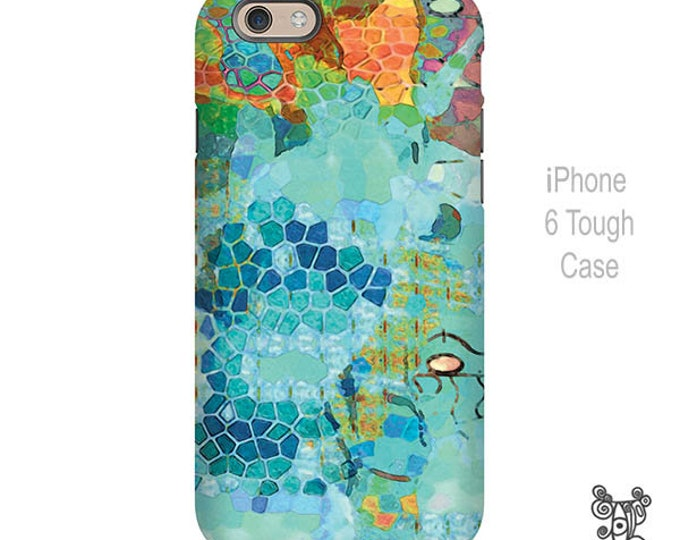iPhone 8 case, Blue iPhone case, iPhone 7 Case, Note 9 Case, Artsy, iPhone 8 plus case, iPhone 11 case, iPhone 7 Plus case, Galaxy S9 Case