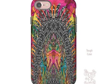 iPhone 7 case, iPhone 7 plus Case, Boho iPhone case, iphone 8 case, phone case, iphone case, iPhone Xs case, iPhone 8 plus case, artsy case