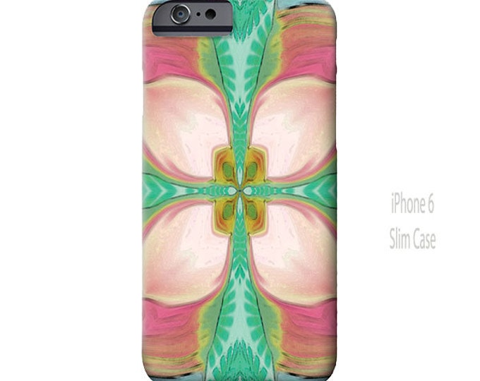 Bohemian, boho iphone 8 case, iPhone Xs case, iPhone 8 plus case, artsy Pink iPhone Cases, iPhone 11 case, Note 9 Case, Galaxy S9 Case, art