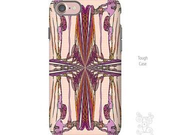 Boho iPhone case, iPhone 7 case, iphone 7 plus case, iPhone Xs case, iphone 8 case, iPhone X Case, iPhone 8 Plus case, Galaxy S9 Case, boho