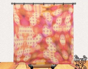 Abstract Shower curtain, Shower Curtain, BOHO Shower curtain, Fabric Shower Curtain, artsy shower curtain, Bathroom Decor, Bathroom Art, Art