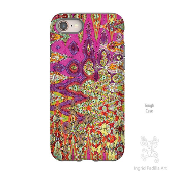 BOHO iPhone case, iPhone 7 Case, iPhone 7 plus Case, Galaxy S9 Case, iphone 8 case, iPhone 8 Plus case, Note 9 Case, iPhone 8 case