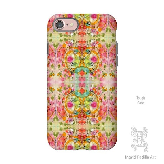 Flowers, iphone 8 case, iphone 8 plus case, iPhone 7 Case, iPhone 7 Plus case, iPhone Xs case, iphone case, phone Case, Galaxy S10 Case, art