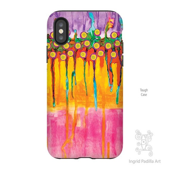 Candyland, iphone case, iphone 8 case, iPhone X Case, Artsy, iPhone 8 Plus case, iPhone 7 case, iPhone Xs case, phone Case, Galaxy S10 Case