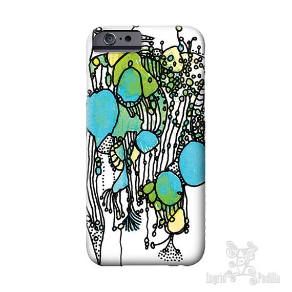 iPhone 7 case, Artsy, Blue, iphone 8 case, iPhone Xs case, iphone 7 plus case, iPhone Case Art, iPhone cases, iPhone X Case, Galaxy S9 Case