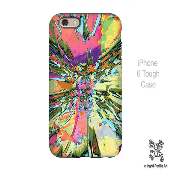 Fragments - Abstract iPhone case, Abstract phone case