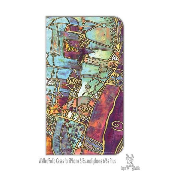 Boho iphone case, iPhone 8 plus wallet case, S9 wallet case, iPhone X wallet case, iphone 8 wallet case, Folio case, iPhone 7 wallet case