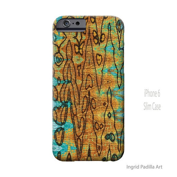Eclectic, iPhone 8 Case, BOHO, turquoise, iphone X case, iPhone case, iPhone 7 case, iPhone 8 Plus case, Galaxy S10 Case, BOHO iPhone case