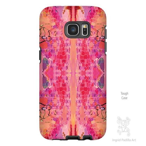 Pink, Samsung Galaxy S9 Case, iPhone 8 case, Note 8 Case,  Art, Galaxy S9 Case, galaxy s5 case, Galaxy s6 Case, iPhone x case