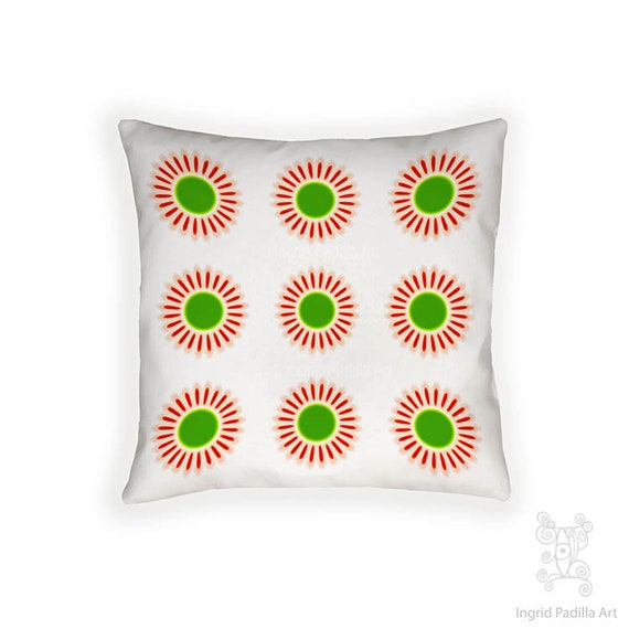 Holiday Pillow, Pillow, christmas pillows, holiday pillows, red and green pillow, Pillows, Christmas Decor, Holiday Decor, decorative pillow