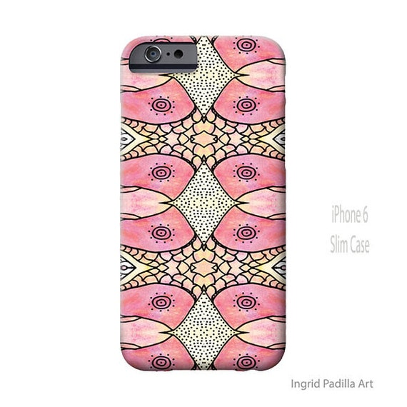 Boho, iPhone 7 case, iPhone Xs case, iphone 8 case, iPhone X Case, Pink iPhone case, iPhone 7 plus case, Galaxy S9 Case, iPhone 8 Plus case