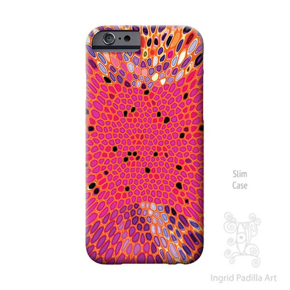 Hot Pink, iphone 8 case, iPhone Xs case, iPhone cases, iPhone X Case, iPhone 8 Plus case, Galaxy S9 Case, phone case, iPhone 8 case