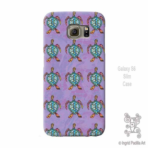 Sea turtle, Galaxy S9 Case, Note 9 case, Sea Turtle phone Case, Galaxy S9 Plus Case, iphone 8 Case, Galaxy S8 Case, Purple, iPhone X Case