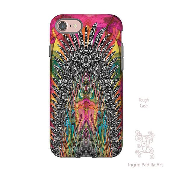 iPhone 7 case, iPhone 7 plus Case, Boho iPhone case, iphone 8 case, phone case, iphone case, iPhone Xs case, iPhone 8 plus case, artsy case