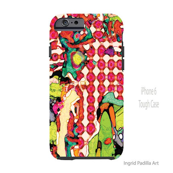 Happy Place - iPhone case by Ingrid Padilla