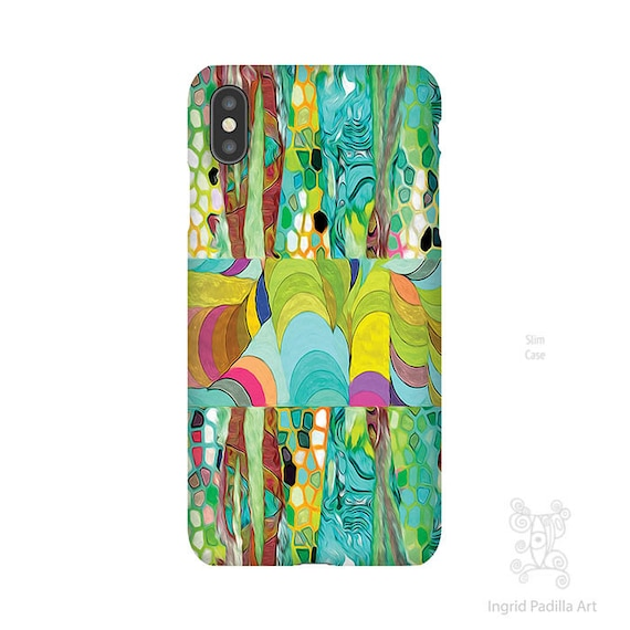 Turquoise Blue phone case, iPhone XR case, iPhone 8 Case, iPhone 8 plus Case, abstract iPhone case, Note 9 case, iPhone case, Galaxy S9 Case