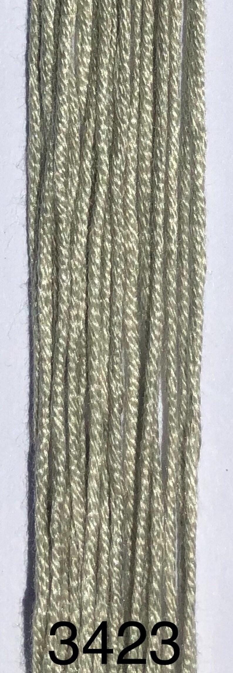 Au Ver A Soie Soie d\u2019Alger Silk Threads