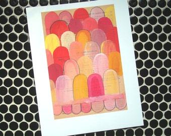 Feathers - Fine Art Giclee Print