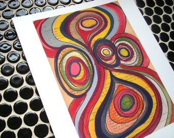 Groovy - Fine Art Giclee Print