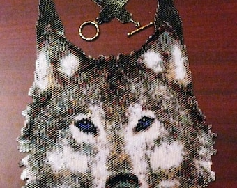 Smaller Wolfie Necklace
